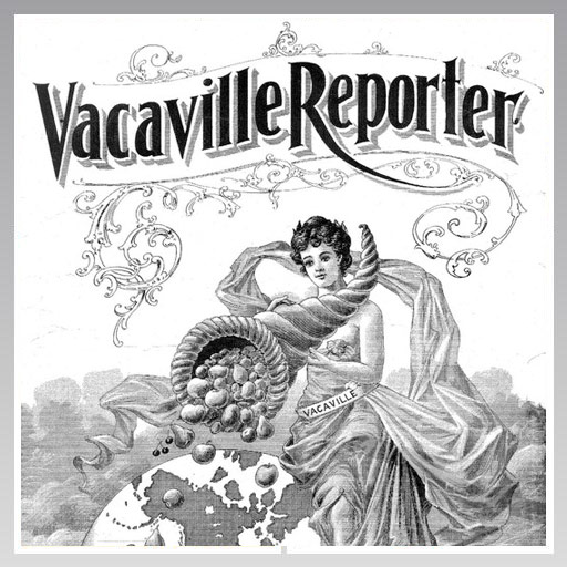 1903 Vacaville Reporter