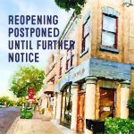 VHC Reopening Postponed - COVID-19